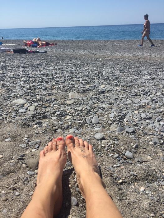 Enjoying summer!