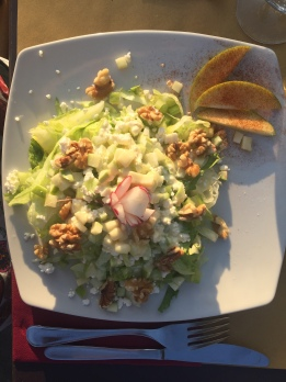 My salade