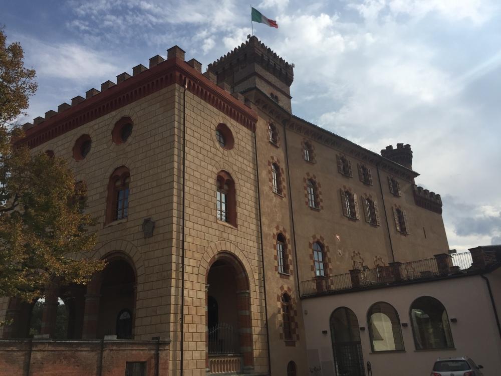 The castle Marchesi