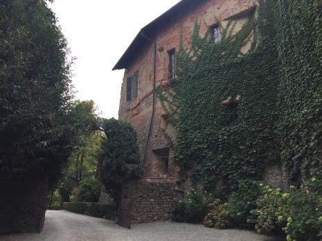 Entrance part