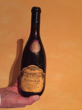 Barolo wine