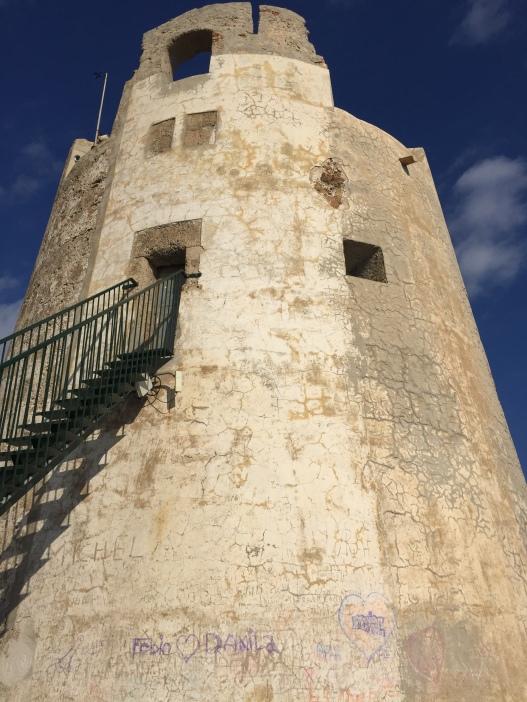 Chia tower