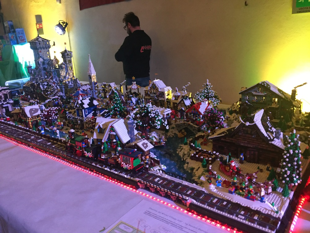 Lego exhibition