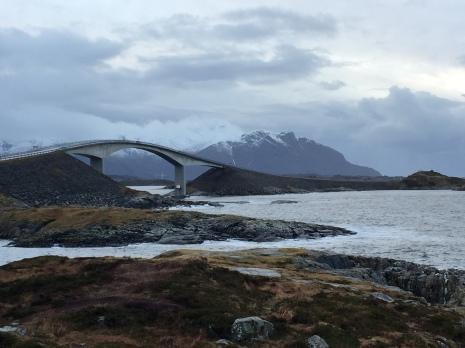 The famous bridge
