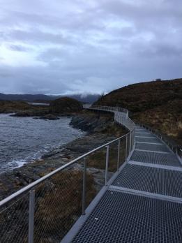 The ocean walk