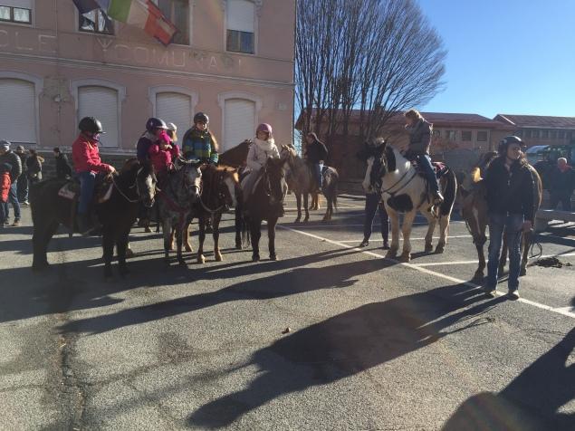 Balangero horses