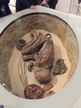 A dead Egyptian