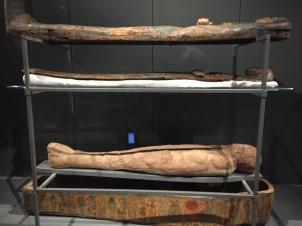 A mummy tomb