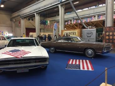 American veteran cars