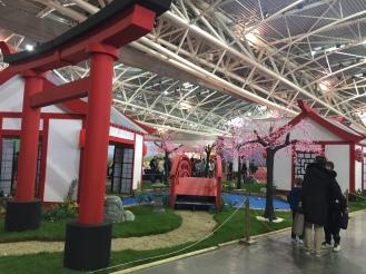 The Japaneese garden