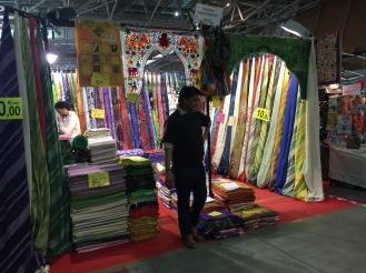 Some fabrics