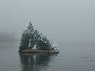 The iceberg in Oslofjorden