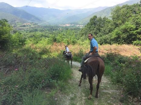 Towards La Cassa
