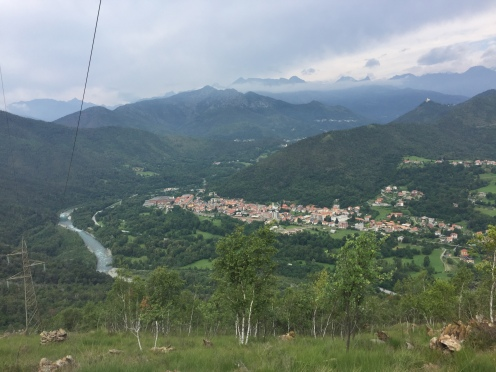 View of Lanzo