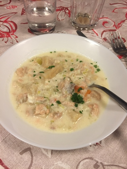 Norwegian fish soup by Ida
